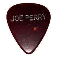 Joe Perry Aerosmith Original Guitar Pick From The 80's