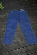Iceberg Jeans, Kuriosität der 80er Jahre, blau, Gr. 50, tolles gesticktes Logo!