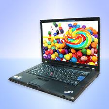 Lenovo ThinkPad W500 C2D P9500 2,5GHz 2GB 160GB DVD-RW 15,4``1920x1200 Akku-def