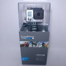 GoPro HERO 3+ Silver Edition CHDHN-302 10MP Camcorder New