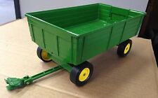 ERTL Barge Wagon 0828 Flare Box Wagon - John Deere? - Used