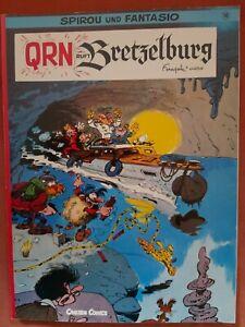 Spirou und Fantasio: QRN ruft Bretzelburg