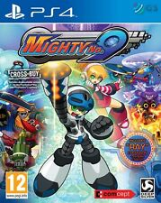 Mighty No. 9 Includes Ray Expansion + Artbook & Poster PS4 * NEW SEALED PAL *
