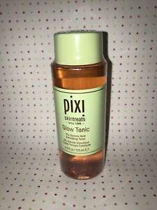Pixi By Petra Glow Tonic Factory Sealed 4.2oz 125ml New Sealed