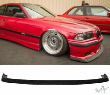 P Front M3 Bumper Chin Spoiler Lip For BMW E36 RS Sport Valance Splitter Skirt