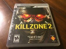 Killzone 2 Game For Playstation 3 System PS3 - Includes Case & Manual
