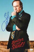 "~~ BOB ODENKIRK Authentic Hand-Signed ""Better Call Saul"" 11x17 Photo (JSA COA) ~"