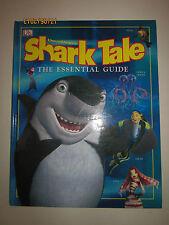 Shark Tale Essential Guide by Simon Jowett (Hardback, 2004) *Last One Left*