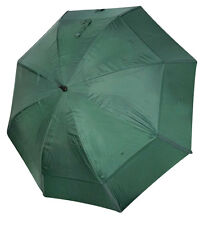 "New GustBuster Golf- Pro Series 62"" Umbrella Hunter Green"