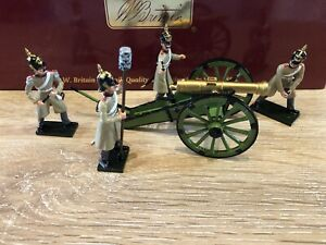 Britains: Boxed Set 43062 - Russian Horse Artillery. Crimean War