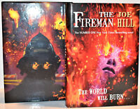 ***SIGNED Limited Ed*** THE FIREMAN by Joe Hill Hardcover (NOS4A2) NEW