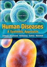 Human Diseases A Systemic Approach (8th Edition) (Mulvihill) LIKE NEW/FREE SHIP