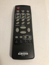 Samsung 5900-1218 REMOTE CONTROL for Digital Presenter