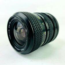 Tokina SZ-X 35-70mm f/3.5-4.6 Camera Lens Canon FD Mount