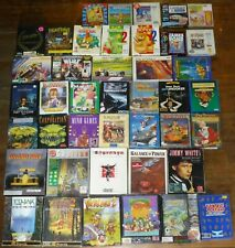 Collection of 42 Atari ST Games Bundle