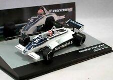 SUPERB FORMULA 1 F1 1/43 DIECAST BRABHAM BT49C #5 NELSON PIQUET GERMAN GP 1981