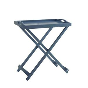 Convenience Concepts Designs2Go Tray Table, Blue - 239900BE