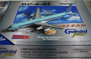 GEMINI GJTCA096 DC-8-61 Trans Caribbean N8786R 1:400