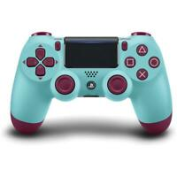 Controller Playstation 4 Dualshock 4 V2 Berry Blue Wireless. Limited Edition