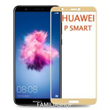 Protection Film Integral Toughened Glass Gold for Huawei P Smart