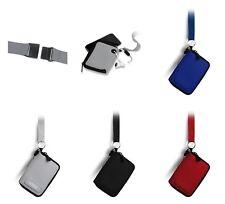 PORTACELLULARE da collo in neoprene con laccetto portatelefono oggetti offerta