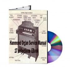 Hammond Organ Service Manual 18 collection EBook