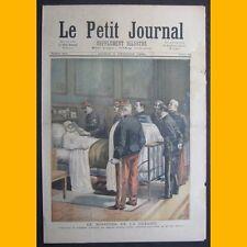 LE PETIT JOURNAL Supplément illustré 5 février 1894