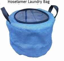 New Hosetamer Laundry Bag Basket Caravan Camping RV Storage Handy Collapsible