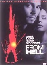 From Hell (Dvd, 2002, 2-Disc Set, Limited Edition)
