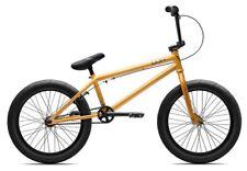 "VERDE EON 2018 20"" BMX BICYCLE GOLD STREET BMX BIKE 20.25"" TT"