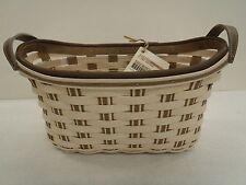 Longaberger Collectors Club CC Tami Longaberger Heritage Journal Basket RETIRED