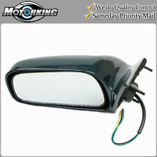 Power Mirror Right Passenger Side B668 For 97 98 99-01 Toyota Camry Burgundy 3N6