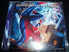 The Amazing Spiderman / Spider Man 2 Soundtrack CD – Like New