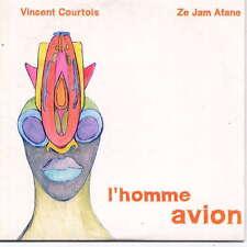 VINCENT COURTOIS – ZE JAM AFANE - rare CD album - France - Acetate Album