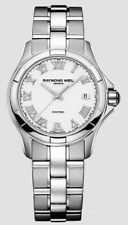 Raymond Weil Men's 2970-ST-00308 Parsifal Automatic White Dial Men's Watch
