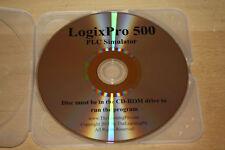 LogixPro 500 PLC Simulator CD-ROM Version