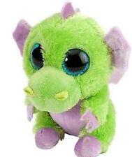 5 Inch Sweet & Sassy Sour Apple Green Dragon Stuffed Animal by Wild Republic