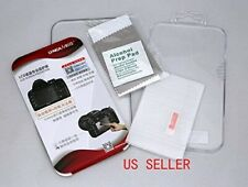 Tempered Glass Film Camera LCD Screen Protector Guard for Canon 7DII