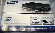 Samsung BD-F5500 3D Blu-Ray Player DVD