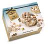 House Of Crafts Concha Mosaico Principiante Kit Hace 2 Recuerdo Cajas De SC030