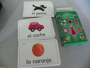 Usborne Spanish Flashcards