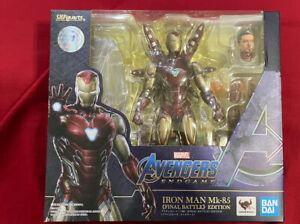 Tamashii S.H. Figuarts Avengers Endgame Iron Man Mark 85 Final Battle Edition