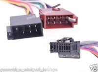 Pioneer DEH-1500 1700 3700 5600 Autoradio Kabel Radio Adapter Stecker DIN ISO