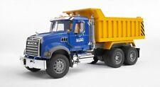 Bruder MACK Granite Dump Truck  02815 Brand New