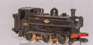 Graham Farish 371-929  ,N gauge, 87xx 0-6-0PT Pannier Tank Loco 9753 BR late