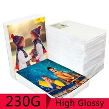 20pcs A4 Paper Quality Photo Paper Glossy Photo Paper Suitable for Album Inkjet
