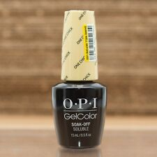 Opi Gel Color Soak Off Nail Polish - One Chic Chick - Gct73