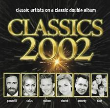 Classics 2002 - Various Artists (2001 Double CD Album)
