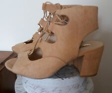 Tan shoe 5 by Primark nwt