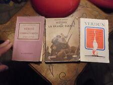 14.18 40: Verdun Histoire de la Grande Guerre V Giraud Vérité sur les Combatants